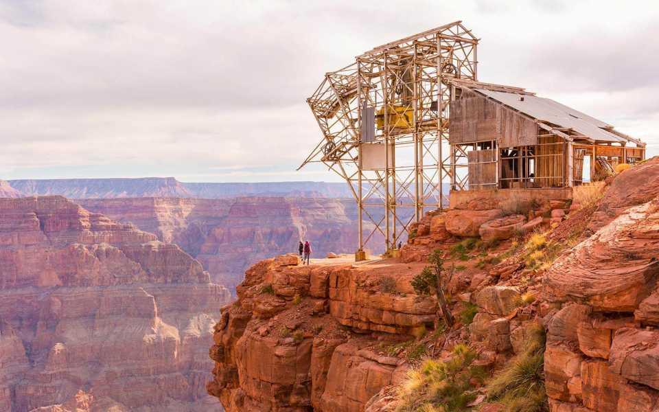 Gl Bottom Bridge Grand Canyon