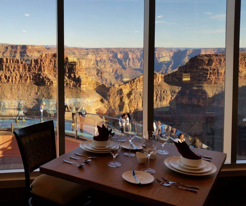 Sky View Restaurant - West Rim Dining
