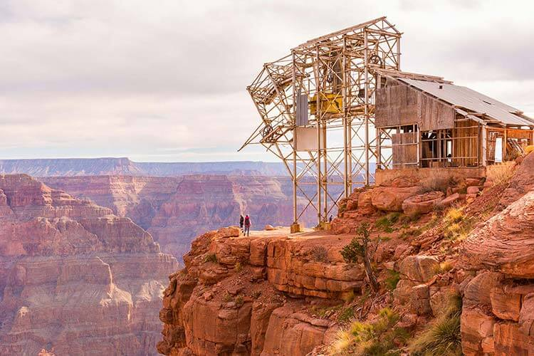 Buy the Hualapai Legacy Day Pass to explore the West Rim at Grand Canyon West