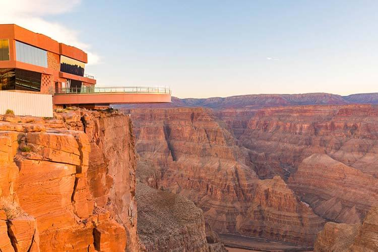 Purchase the VIP pass for a deluxe Grand Canyon West experience
